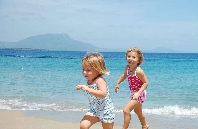 मिट्टी और धूप से बच्चों के बीमार पड़ने की यह है एक बड़ी वजह