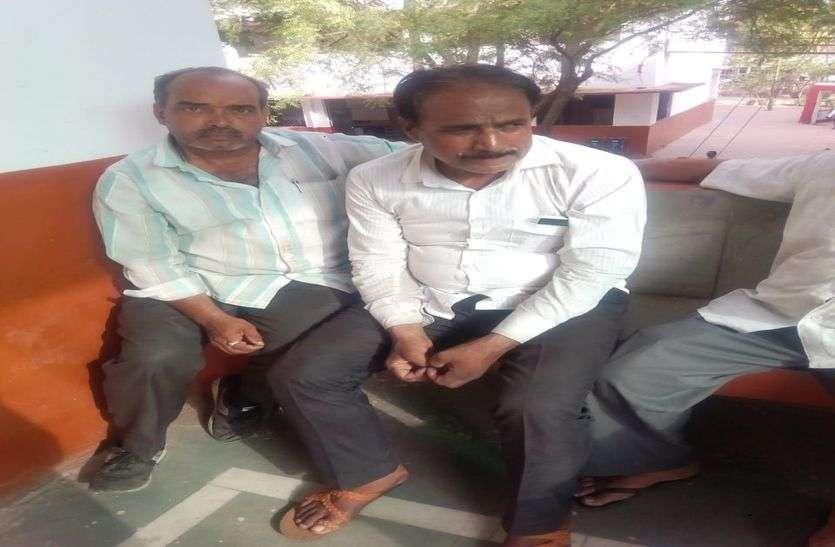 आधा किलो सोना व 77 किलो चांदी सहित दो गिरफ्तार