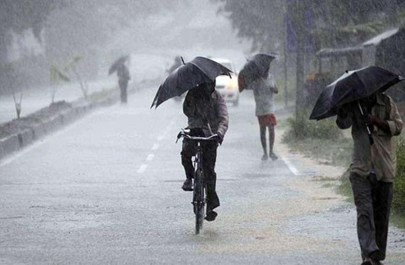तेज हवाआें आैर बारिश ने  20 घंटे में एेसे लगा दिया राजस्थान में प्रचंड गर्मी पर ब्रेक