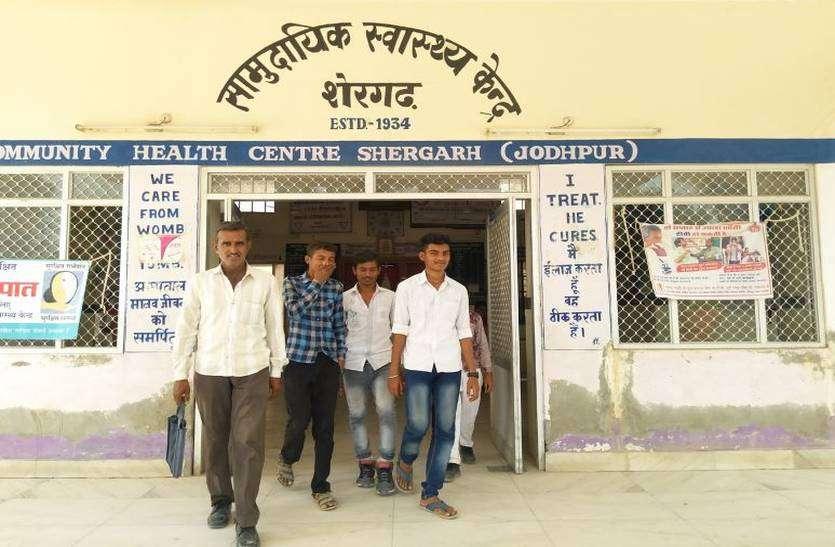 एक चिकित्सक के भरोसे चल रहा जोधपुर का इतना बड़ा अस्पताल
