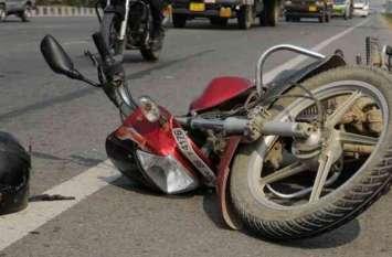 फैक्ट्री से मोटरसाइकिल पर लौट रहा था घर, बीच रास्ते में हुई मौत