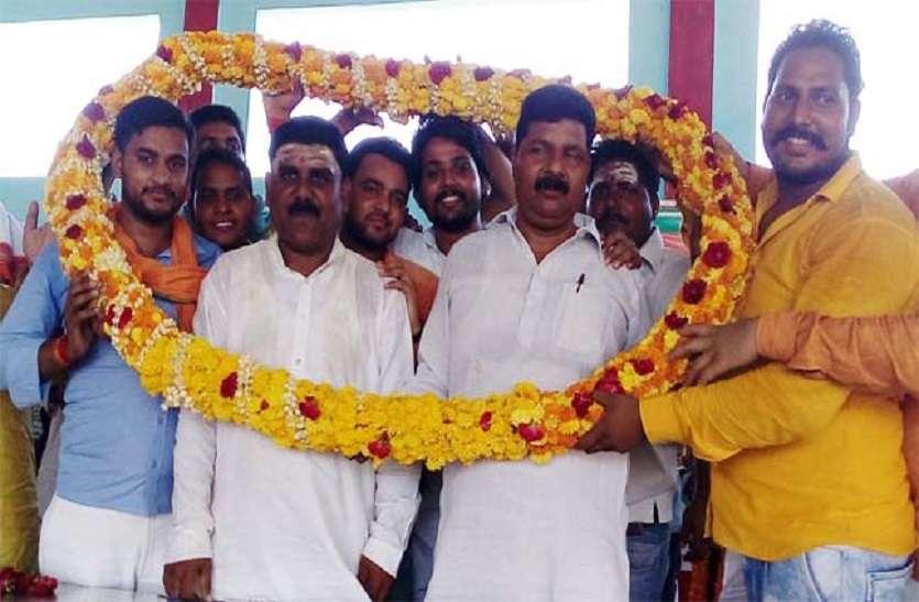 भाजपा ने विपक्ष को दिया करारा जवाब, विनोद राजभर को दी बड़ी जिम्मेदारी