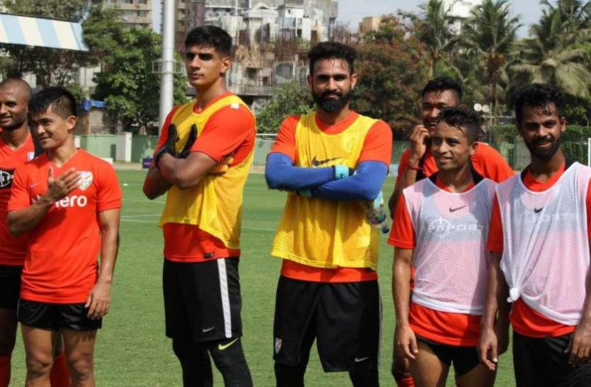 INTERCONTINENTAL CUP: फाइनल में केन्या से भिड़ने को तैयार भारत, एक बार फिर छेत्री से होंगी उम्मीदें