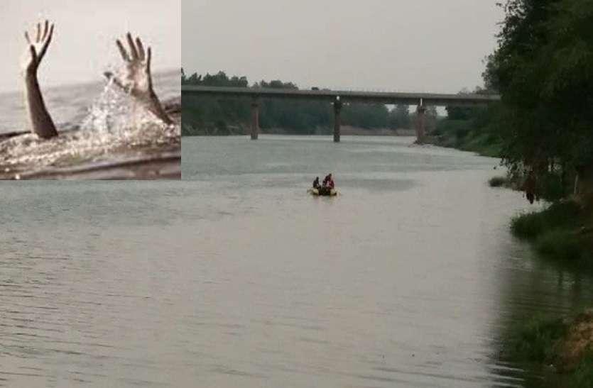 गंगा नदी में नहाते समय डूबा बीए का छात्र, फिर हुआ चमत्कार तो दोस्तों ने कहा जाको राखे साइयां मार सके ना कोय