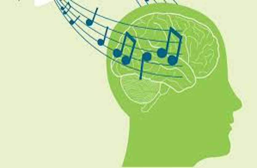 संगीत की स्वरलहरियां सुन मनोरोगी हो रहे ठीक
