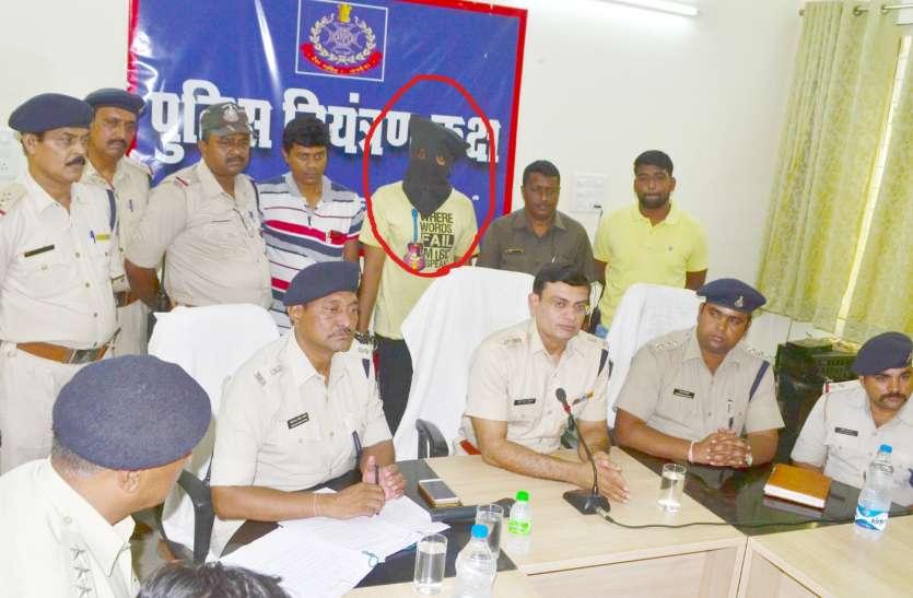 एटीएम कटिंग का यह आरोपी है अलीगढ़ यूनिवर्सिटी का टॉप ग्रेड वेट लिफ्टर