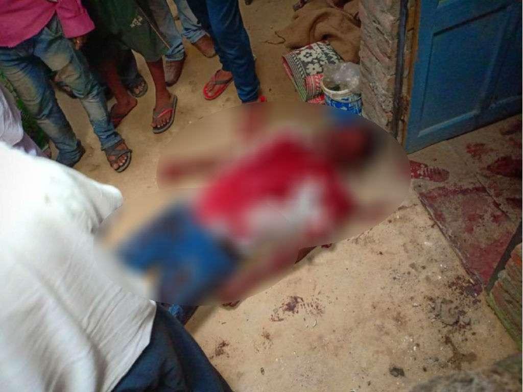 Murder in allahabad