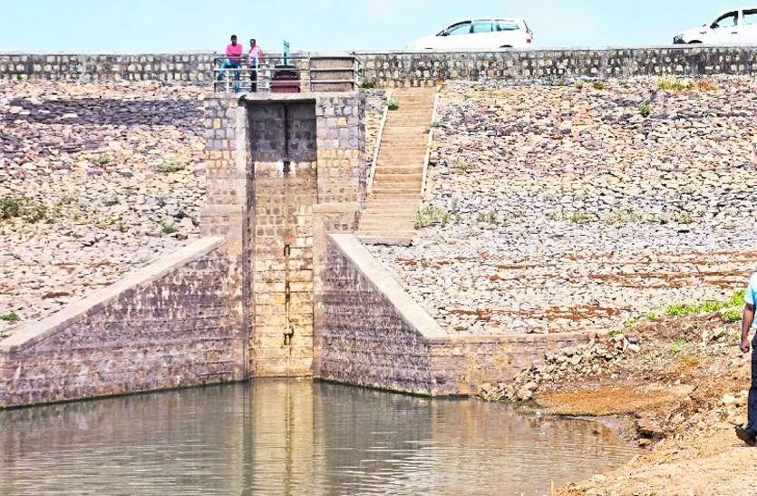 32 साल पुरानी शर्तों पर शहर को हो रही डैम से पानी की सप्लाई