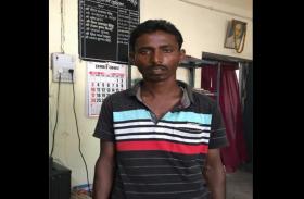 नवादा:खरौंद रेल्वे स्टेशन के बेस कैंप पर हमला करने के मामले में नामजद नक्सली गिरफ्तार