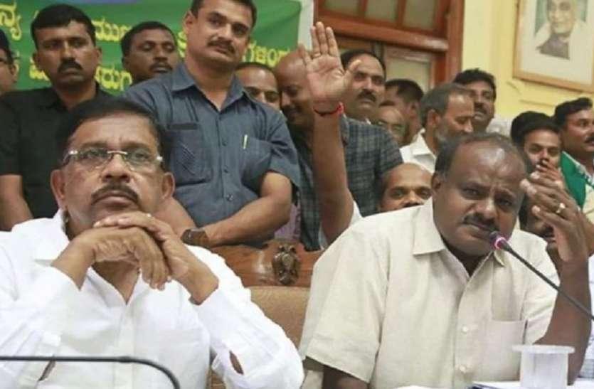 कर्नाटक: राहुल गांधी के बाद कांग्रेस सचिवों ने की नाराज विधायकों से मीटिंग, नहीं निकला रिजल्ट