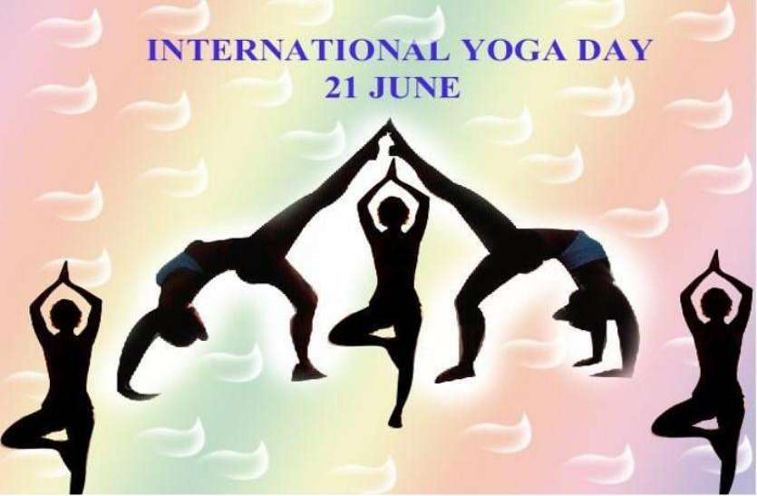 Image result for yoga day celebrated on 21 june