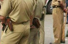 प्रतापगढ़ में दिन दहाड़े दुकान में घुसकर गोली मारने के बाद बवाल मामले में नौ पर मुकदमा