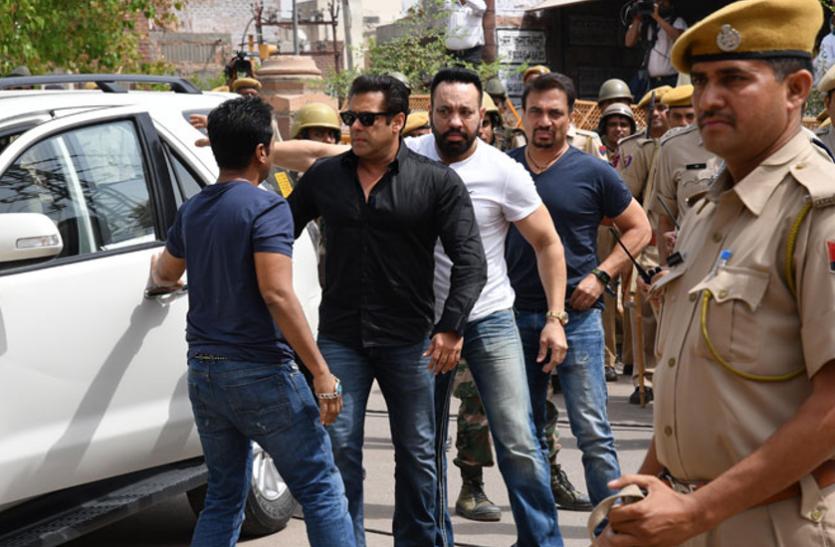 सलमान खान की जान को अभी भी खतरा, हाई अलर्ट पर मुंबई पुलिस