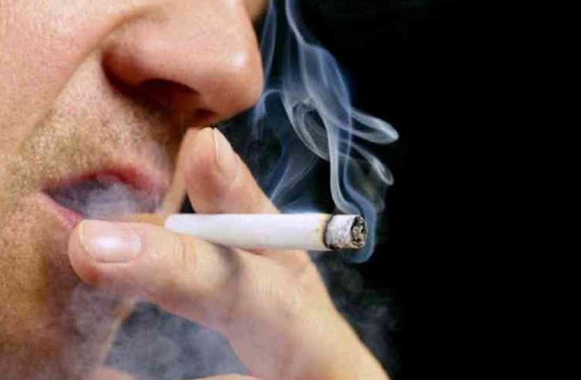 तंबाकू की लत बना रही है आपको कैंसर का शिकार