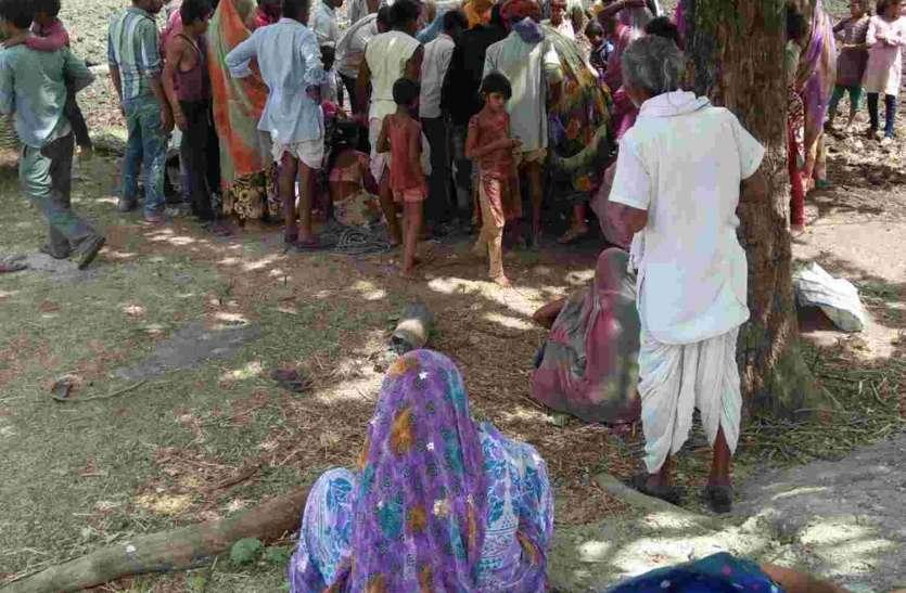 जिले के सियाखेड़ी गांव में क्यों छा गया मातम... पढ़े यह खबर