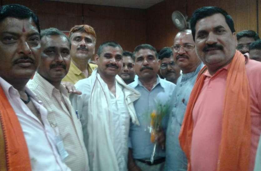 एसईसीएल सोहागपुर एरिया में हुआ 23 वॉ  अधिवेशन, संगठन पर हुई चर्चा