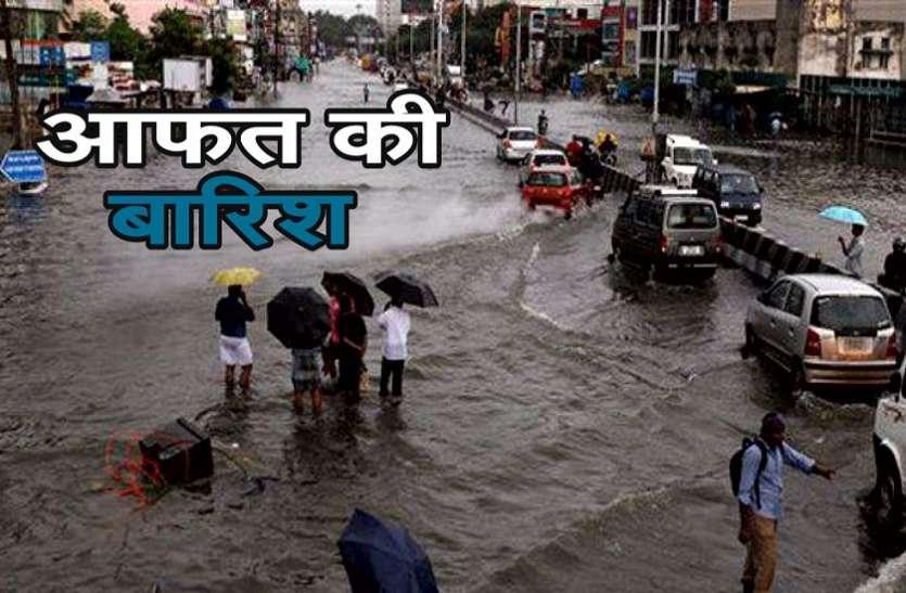 केरल में भारी बारिश बनी मुसीबत, कोझीकोड में बदतर हुए हालात