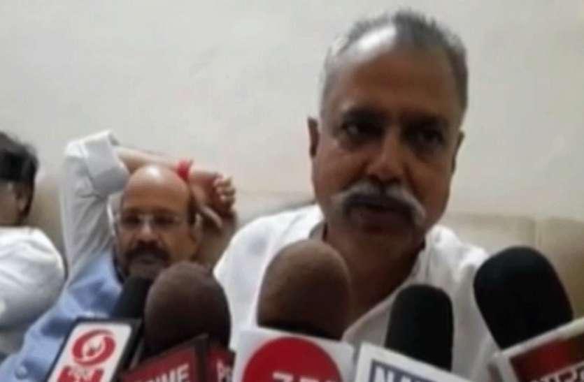 योगी के इस मंत्री ने बताया उपचुनाव में हार का कारण, दे दिया बड़ा बयान