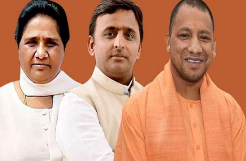 अखिलेश का त्याग और माया पर भाजपा की चुप्पी, आखिर क्या है रणनीति