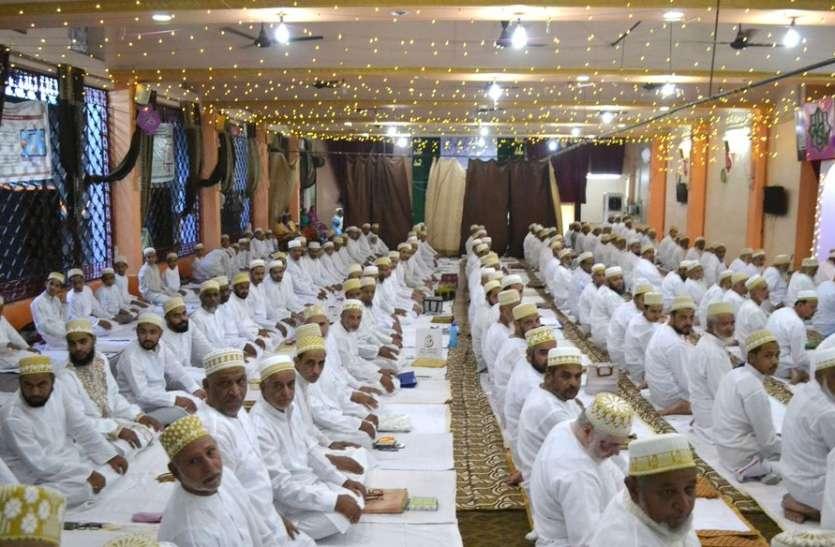 अमन व शांति की कामना के साथ कहा- ईद मुबारक
