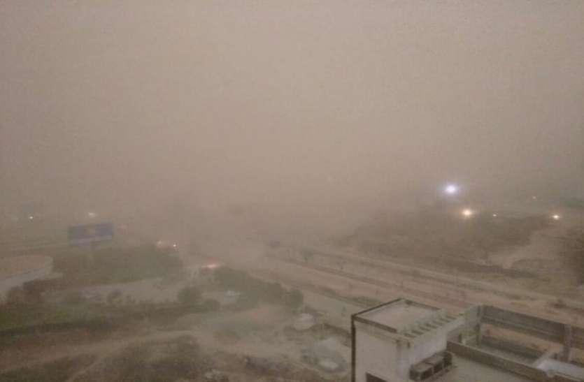 दिल्ली-NCR में धूल के गुबार का सामने आया पाक कनेक्शन, 3 दिनों तक नहीं मिलेगी राहत, ये है वजह