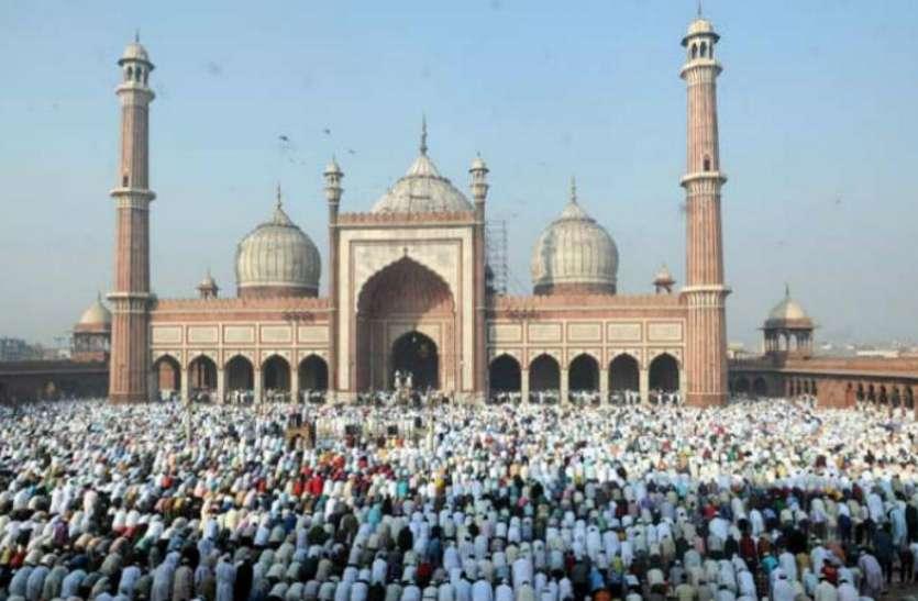 यहां जानिए पश्चिमी उत्तर प्रदेश में कहां कितने बजे अदा की जाएगी ईद की नमाज