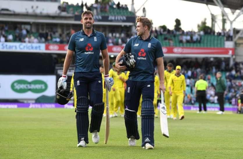 बॉल टैंपरिंग के दाग धोने में लगी ऑस्ट्रेलियाई टीम को इंग्लैंड के हाथों पहले ODI में मिली हार
