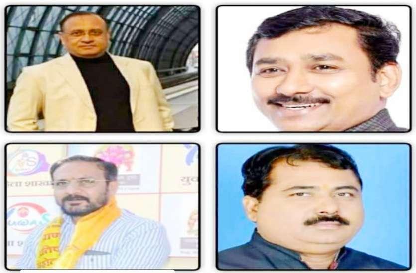 सूरत मनपा के नए मेयर डॉ.जगदीश पटेल तो डिप्टी मेयर बने शाह