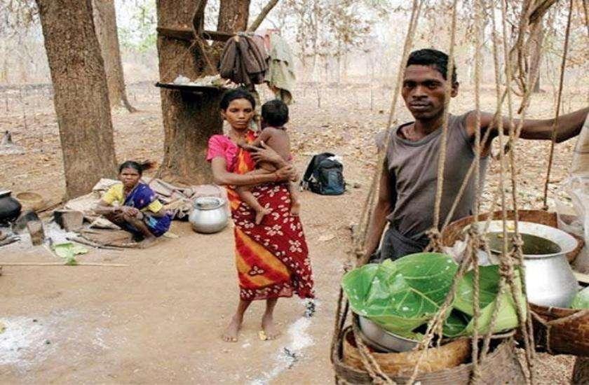 Dhruwa tribe