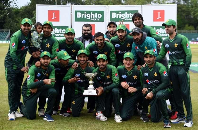 T-20 क्रिकेट के सबसे सफल कप्तान बने सरफराज अहमद, PAK टीम को दिलाई एक और सीरीज