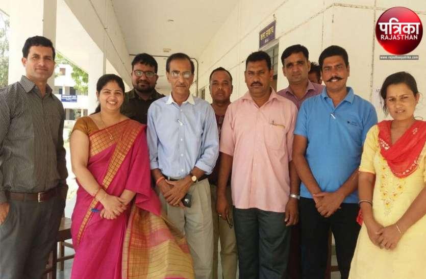 बांसवाड़ा : पीएचडी के साथ जुबां पर चढ़ा वागड़ के व्यंजनों का स्वाद, शोधार्थियों में आपसी समन्वय बढ़ाने का प्रयास