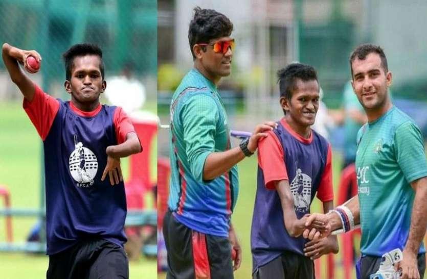 दोनों हाथ है बेकार, लेकिन करता है ऐसी गेंदबाजी की दंग रह गई अफगानिस्तान की पूरी टीम