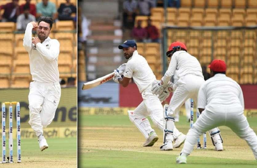 IPL के हीरो राशिद की टेस्ट में टी-20 जैसी ज़बरदस्त धुनाई, जो हौंसला बढ़ाता था उसी ने ज़्यादा ठोका