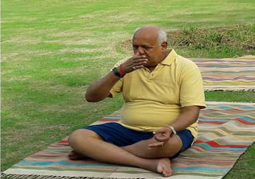 UP Minister surya pratap shahi