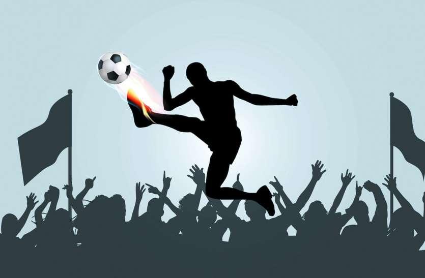 बिडंवना : जिस शहर के खिलाड़ी नेशनल टीम के रहे सदस्य, वहां अब फुटबाल के खिलाड़ी तक नहीं