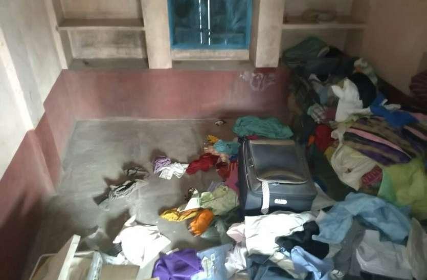 पिता बेटे से मिलने आया उदयपुर और पीछे से घर में चोरों ने मचाई धमाल, ले उड़े लाखों का माल