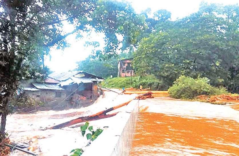 कावेरी जल बहाव क्षेत्र के सभी बांधों में बढ़ी पानी की आवक