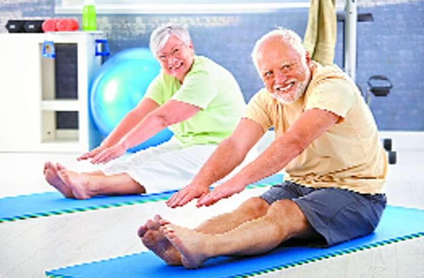 आर्थराइटिस होने पर व्यायाम से साधें ताल