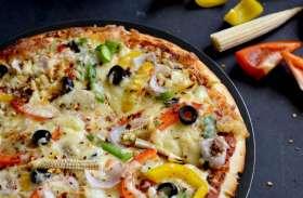 बच्चों को करें चटनी मसाला पिज्जा से सरप्राइज