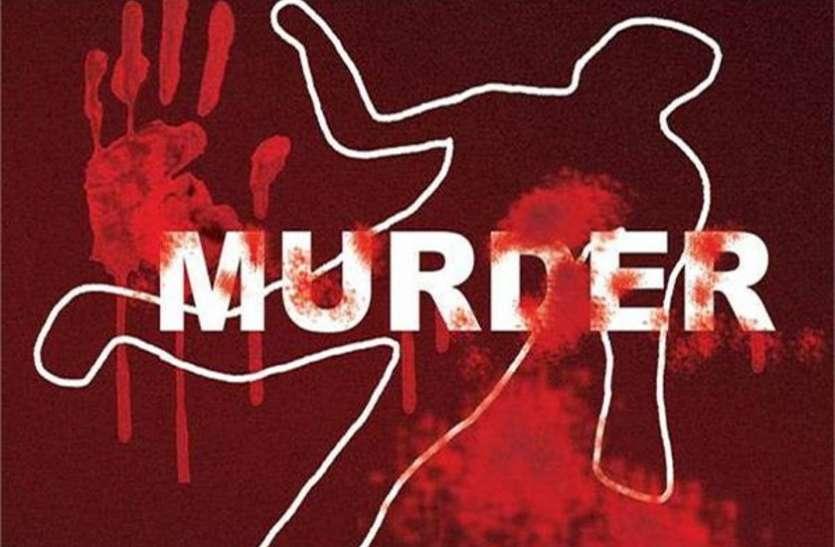 गोविंदपुर में दो सगे भाइयों की हत्या से तनाव, पुलिस तैनात