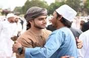 रमजान पर्व पर जुमातुल विदा की ईद पर नमाज अदा हुई...देखिए तस्वीरें