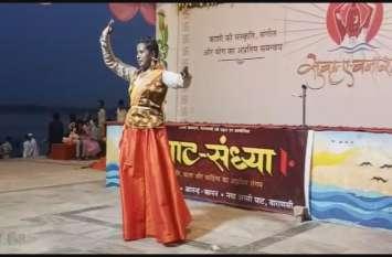 कथक समारोह में पुनर्जीवित हुई जयपुर घराने की परम्परा