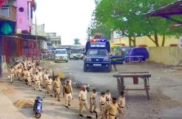 प्रतापगढ़ के सालमगढ़ में तनाव, पुलिस ने छोड़े आंसू गैस के गोले, बाजार बंद, छावनी बना कस्बा