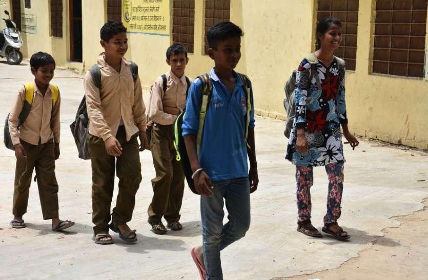 उदयपुर में 544 में से केवल 64 पंचायतें ही 'उजियारी'..इन आंकड़ोंं से सामने आई शिक्षा के उजास की हकीकत