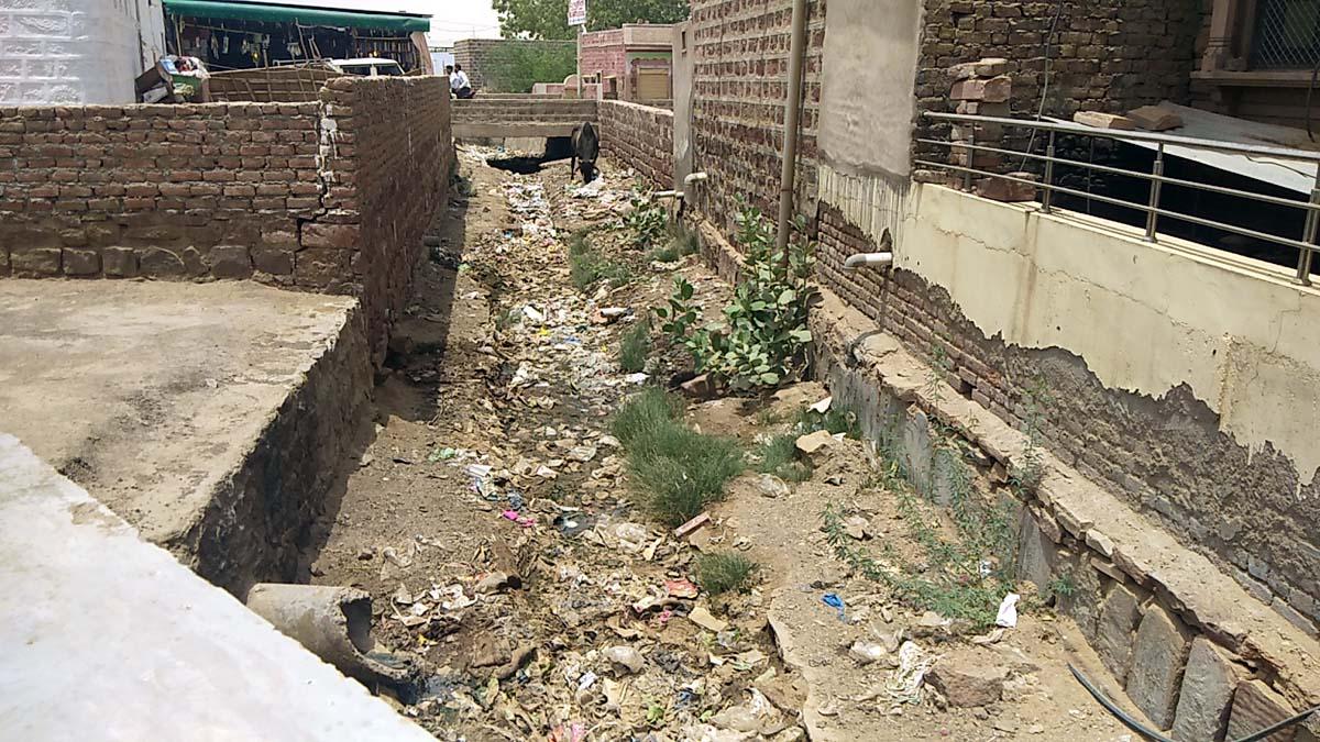 राजस्थान के इन गांवों में  नहीं हो रहा समस्याओं का समाधान