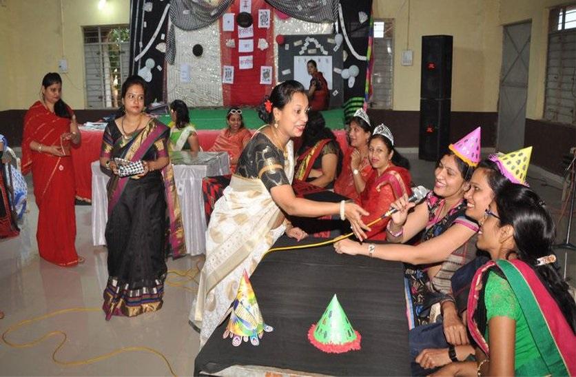 महिलाओं ने अंत्याक्षरी में तो बच्चों ने सांस्कृतिक कार्यक्रम दिखाया दम