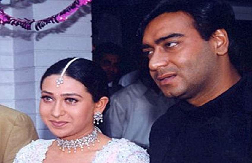 bollywood actors with whom karisma kapoor has done plenty of movies