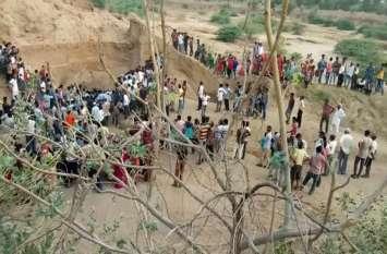 बिहार : मिट्टी धंसने से 4 की मौत के लिए इमेज परिणाम