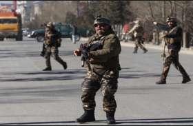 अफगानिस्तान: कंधार में आतंकवादी हमले में 4 पुलिसकर्मी शहीद, 13 मजदूरों का अपहरण