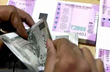 डॉलर के मुकाबले रुपए में 77 पैसे की तेजी, पहली बार तीन माह के उच्चतम स्तर पर